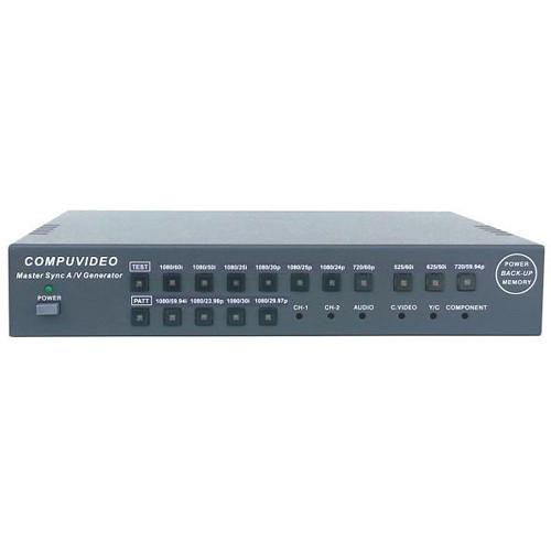 Compuvideo 3G Digital Multiformat HD-SDI / SD-SDI and Analog A/V Generator