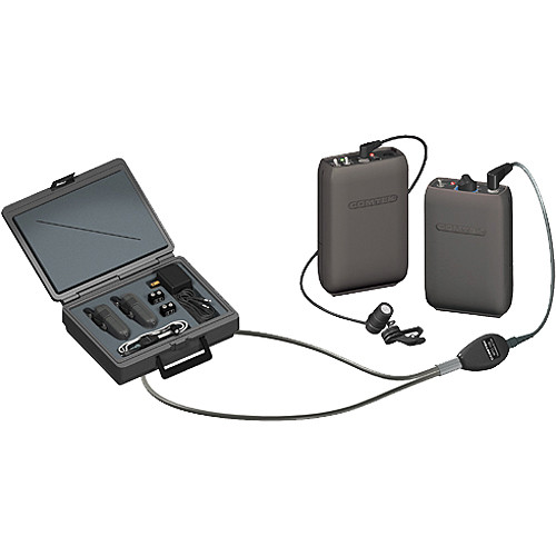 Comtek AT-216 Wireless Auditory Assistance Kit with Smart-Mic
