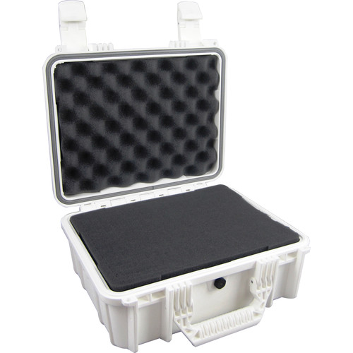 Condition 1 Watertight 101075 Hard Case (White)