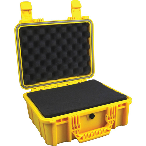 Condition 1 Watertight 101075 Hard Case (Yellow)