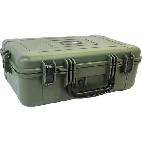 Condition 1 Watertight 535 Large Hard Case (Green)