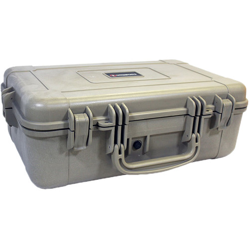 Condition 1 Watertight 535 Large Hard Case (Tan)