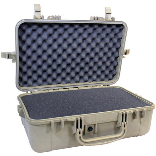 Condition 1 Watertight 535 Large Hard Case (Tan)