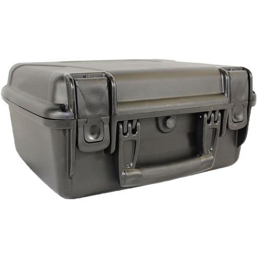 Condition 1 Watertight 624 Medium Hard Case (Black)