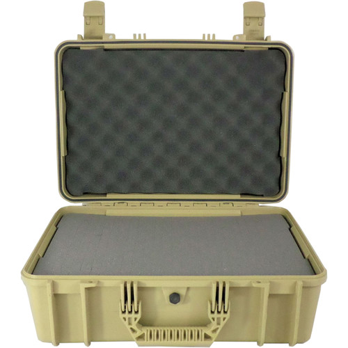 Condition 1 Watertight 101801 Hard Case (Tan)