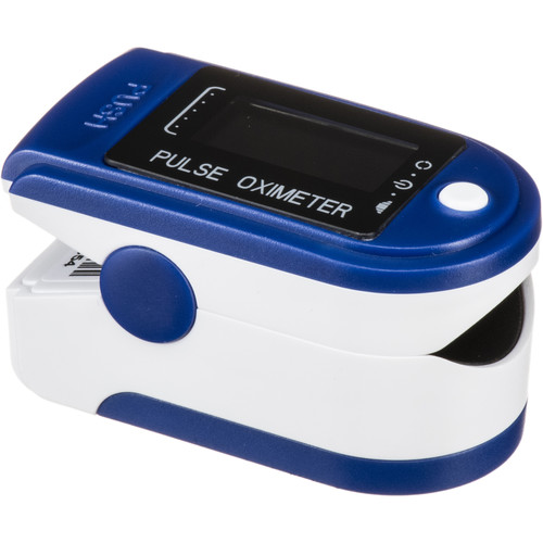 Contec Deluxe Pulse Oximeter Blood Oxygen Level Monitor