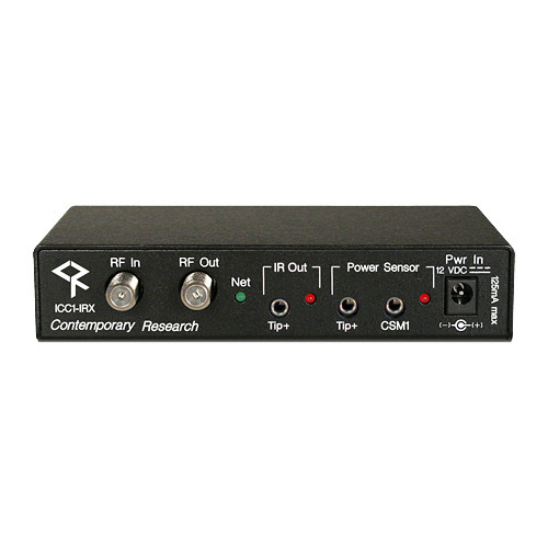 Contemporary Research ICC1-IRX 1-Way RF Coax IR TV Controller