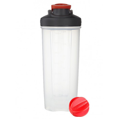 Contigo Shake & Go Fit Mixer Bottle (28 fl oz, Orange)