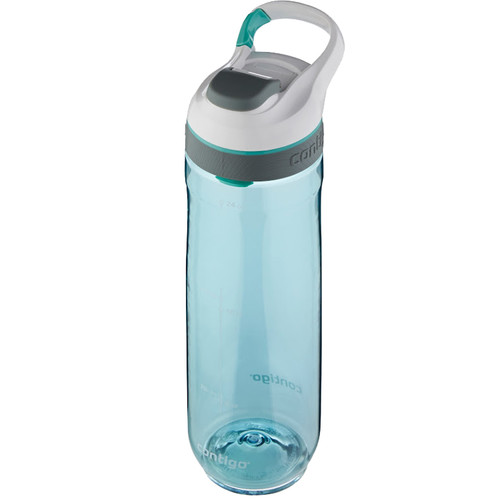 Contigo AUTOSEAL Cortland Water Bottle (24 fl oz, Grayed Jade)