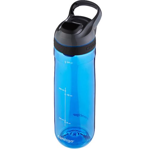 Contigo AUTOSEAL Cortland Water Bottle (24 fl oz, Monaco)