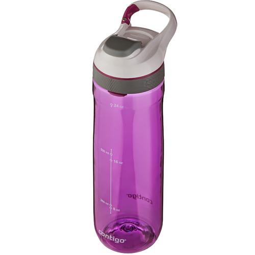 Contigo AUTOSEAL Cortland Water Bottle (24 fl oz, Radiant Orchid)