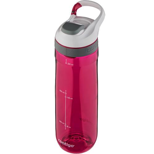 Contigo AUTOSEAL Cortland Water Bottle (24 fl oz, Sangria)