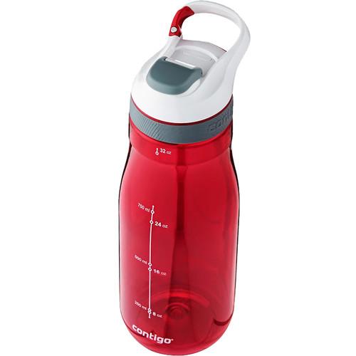 Contigo AUTOSEAL Cortland Water Bottle (32 fl oz, Sangria)