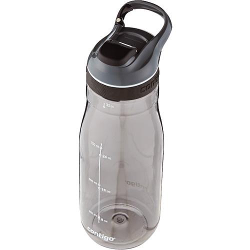 Contigo AUTOSEAL Cortland Water Bottle (32 fl oz, Smoke)