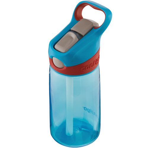 Contigo AUTOSPOUT Striker Kid's Bottle (14 fl oz, Electric Blue)