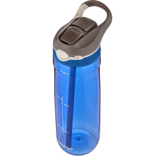 Contigo AUTOSPOUT Ashland Water Bottle (24 fl oz, Monaco)