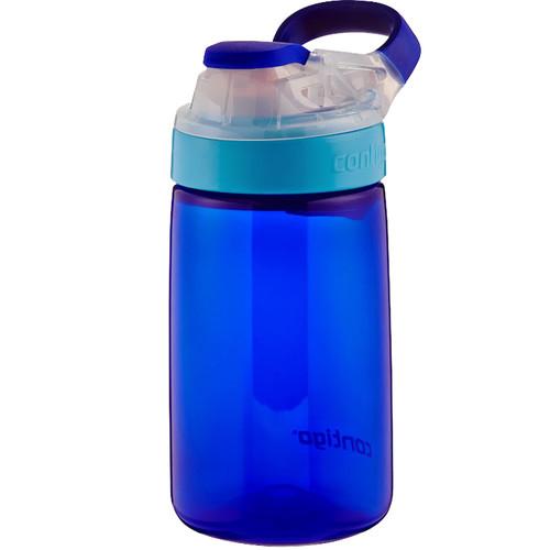 Contigo AUTOSEAL Gizmo Sip Kids Water Bottle (14 fl oz, Sapphire)