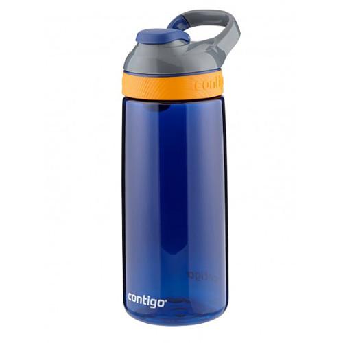 Contigo AUTOSEAL Courtney Kids Water Bottle (20 fl oz, Sapphire)