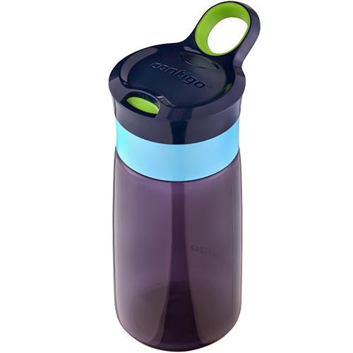 Contigo 14oz AUTOSEAL Gracie Kids Water Bottle (Navy)