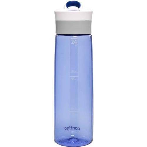 Contigo AUTOSEAL Grace Water Bottle (24 fl oz, Cobalt)