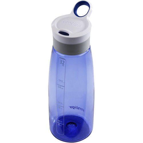 Contigo AUTOSEAL Grace Water Bottle (32 fl oz, Cobalt)