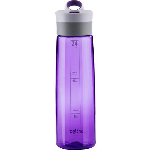 Contigo AUTOSEAL Grace Water Bottle (24 fl oz, Lilac)