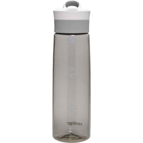 Contigo AUTOSEAL Grace Water Bottle (24 fl oz, Smoke)