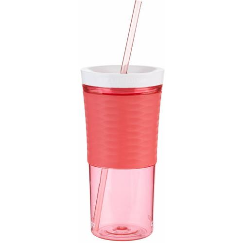 Contigo Shake & Go Tumbler with Grip (18 fl oz, Watermelon)