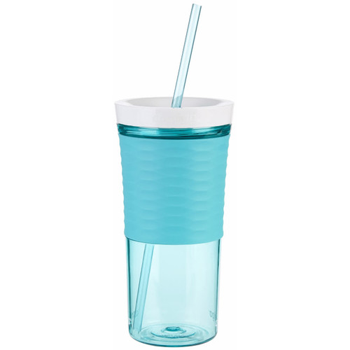 Contigo Shake & Go Tumbler with Grip (18 fl oz, Ocean)