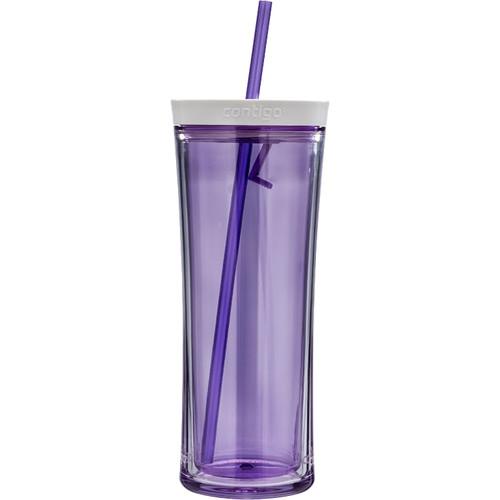 Contigo Shake & Go Tumbler (20 fl oz, Lilac)