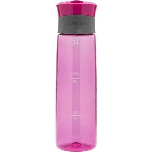 Contigo Autoseal Madison Water Bottle (24 fl oz, Pink)