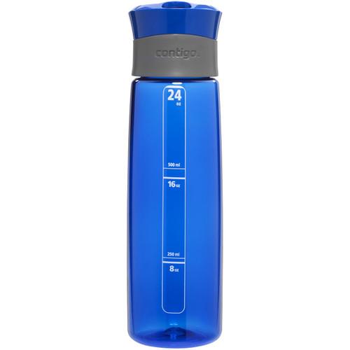 Contigo Autoseal Madison Water Bottle (24 fl oz, Blue)