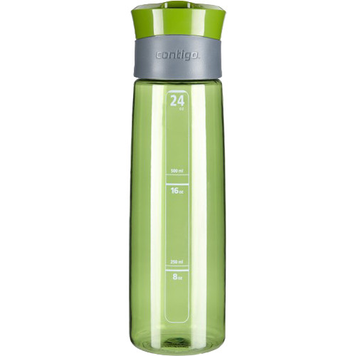 Contigo Autoseal Madison Water Bottle (24 fl oz, Lime)