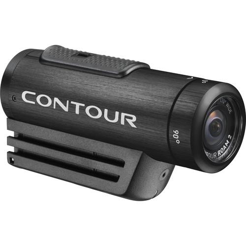 Contour ContourROAM2 Action Camera (Black)