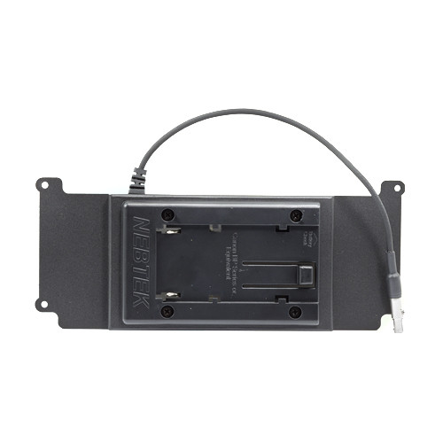 Convergent Design Sony U-Series Teradek Bolt Pro Battery Plate Kit for Odyssey7 & 7Q