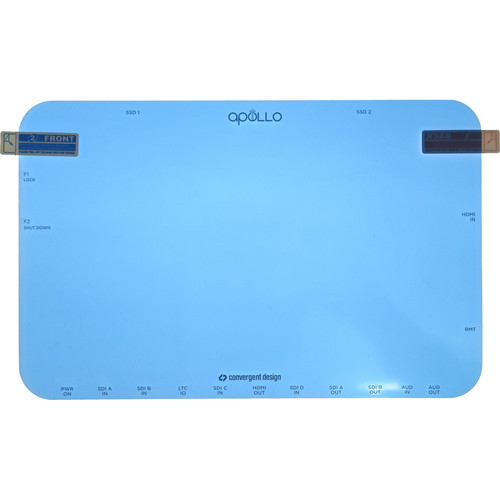 Convergent Design Screen Protector for Apollo Monitor (Anti-Glare)