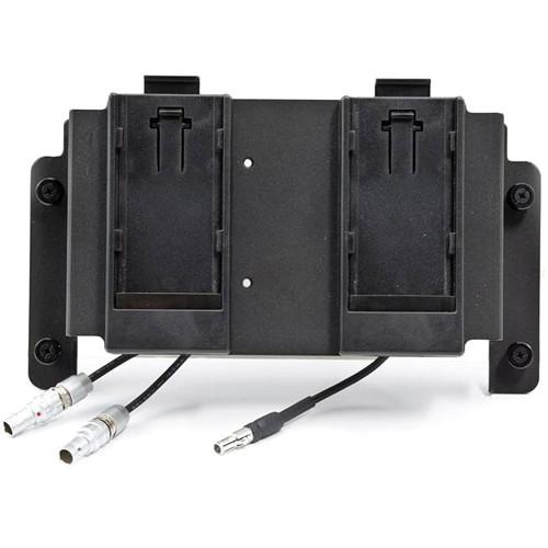 Convergent Design Panasonic CGA Series Teradek Bolt RX Battery Plate Kit for Odyssey7 & 7Q