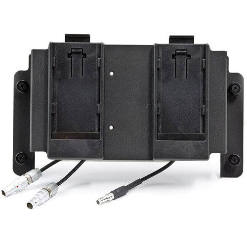 Convergent Design Sony U-Series Teradek Bolt RX Battery Plate Kit for Odyssey7 & 7Q