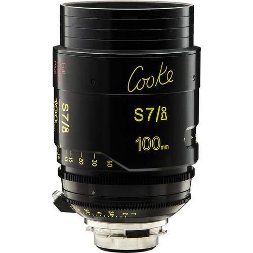Cooke 18mm T2.0 S7/i Full Frame Plus Prime Lens (PL Mount)