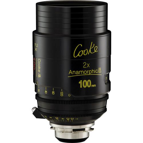Cooke 100mm T2.3 Anamorphic/i Prime Lens (PL Mount)