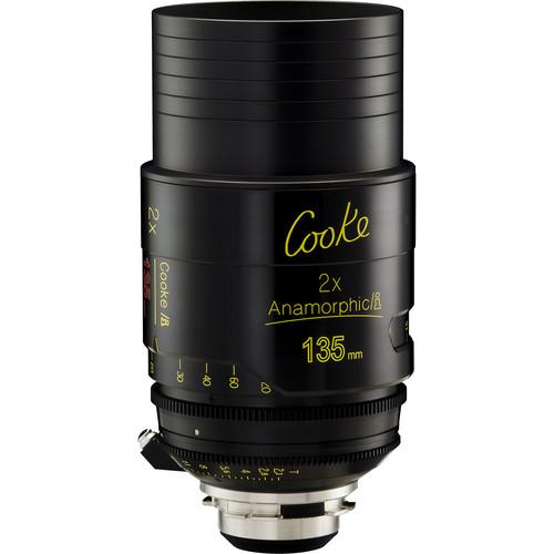 Cooke 135mm T2.3 Anamorphic/i Prime Lens (PL Mount)