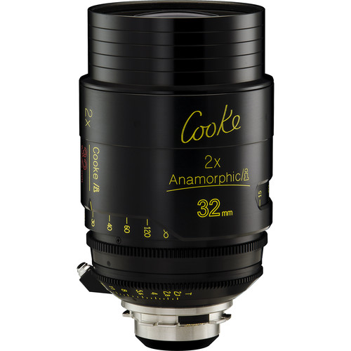 Cooke 32mm T2.3 Anamorphic/i Prime Lens (PL Mount)