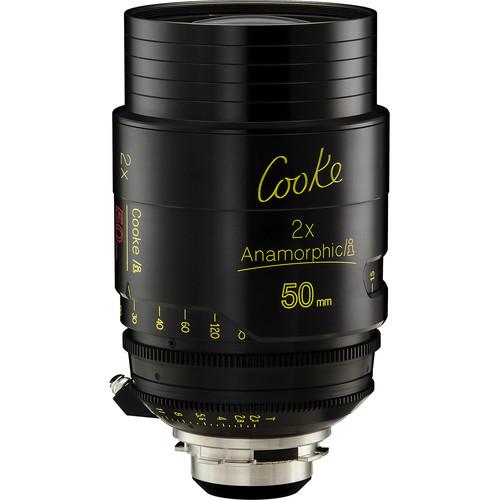 Cooke 50mm T2.3 Anamorphic/i Prime Lens (PL Mount)