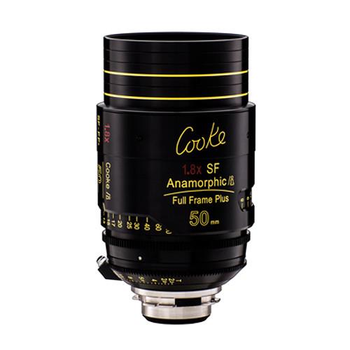 Cooke 50mm Anamorphic/i 1.8x Full Frame Plus Lens (PL)