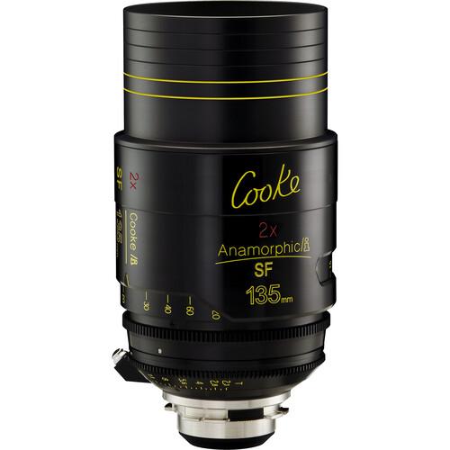 Cooke 135mm Anamorphic/i 1.8x Full Frame SF Prime Lens (PL)