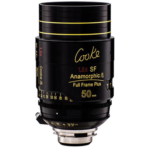 Cooke 50mm Anamorphic/i 1.8x Full Frame SF Prime Lens (PL)