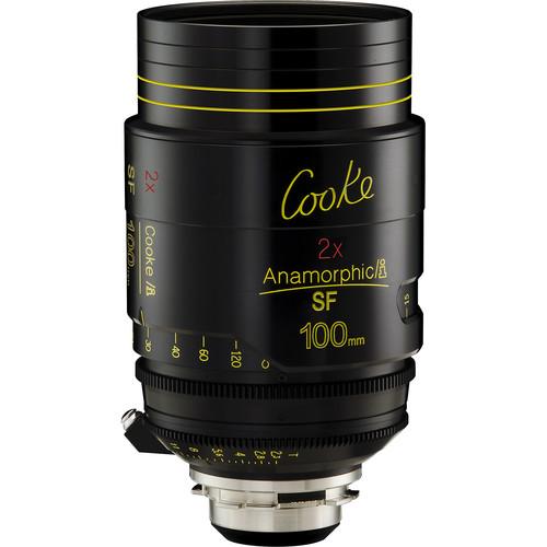 Cooke 100mm T2.3 Anamorphic/i SF Prime Lens (PL Mount)