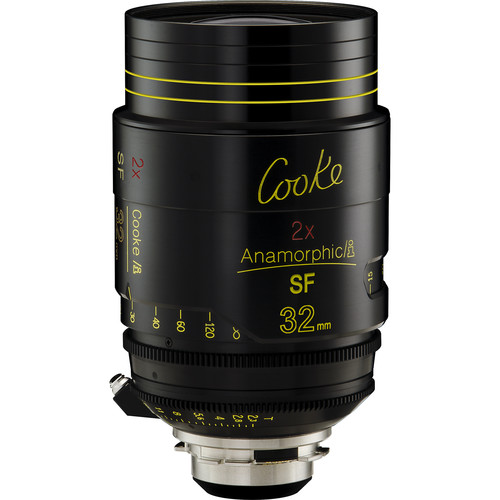 Cooke 32mm T2.3 Anamorphic/i SF Prime Lens (PL Mount)