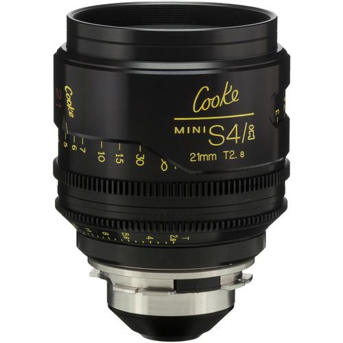 Cooke 21mm T2.8 miniS4/i Cine Lens (Meters)