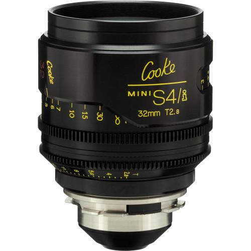 Cooke 32mm T2.8 miniS4/i Cine Lens (Feet)